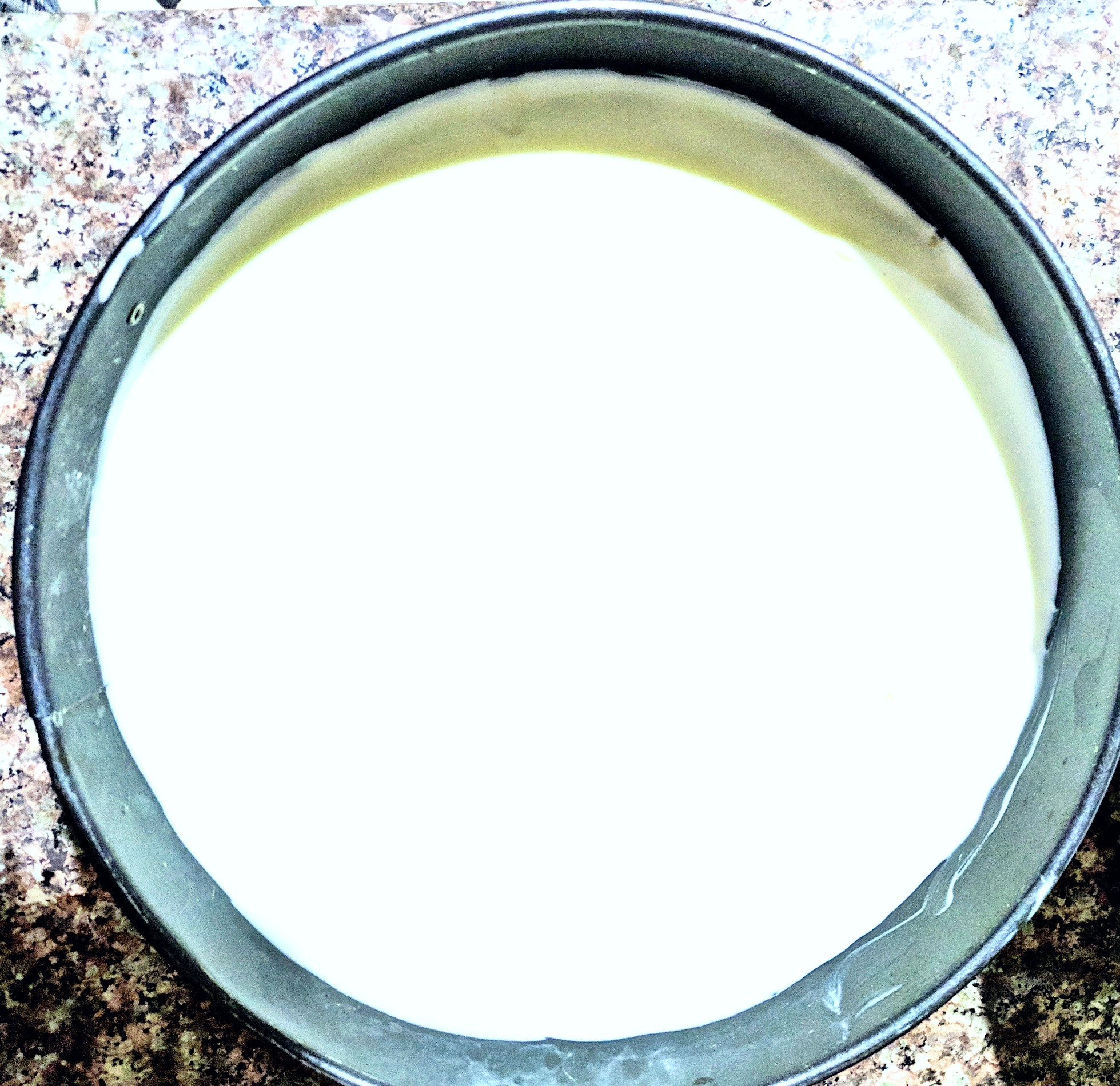 Cream cheese filling FOR CHEESECAKE