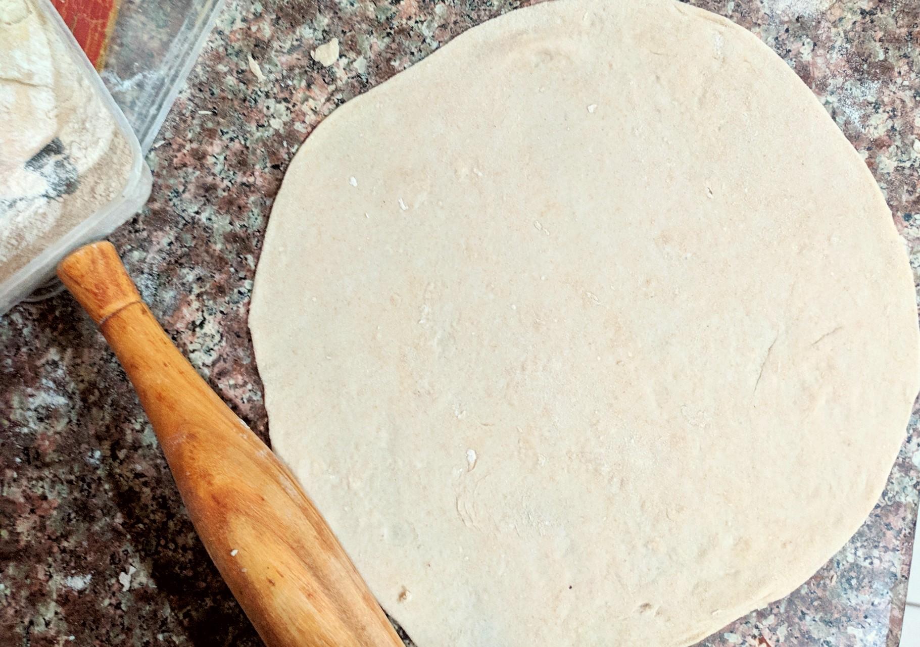 round chapati
