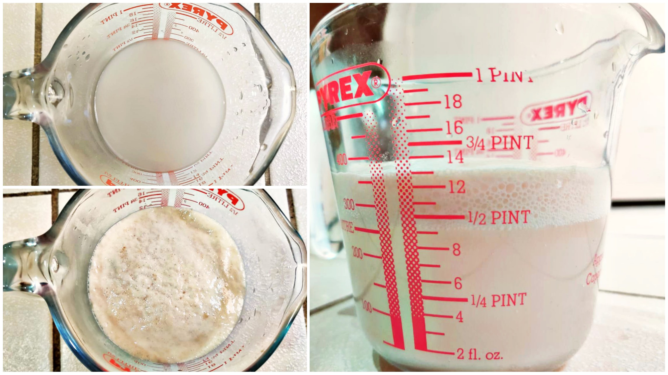 dough with active dry yeast