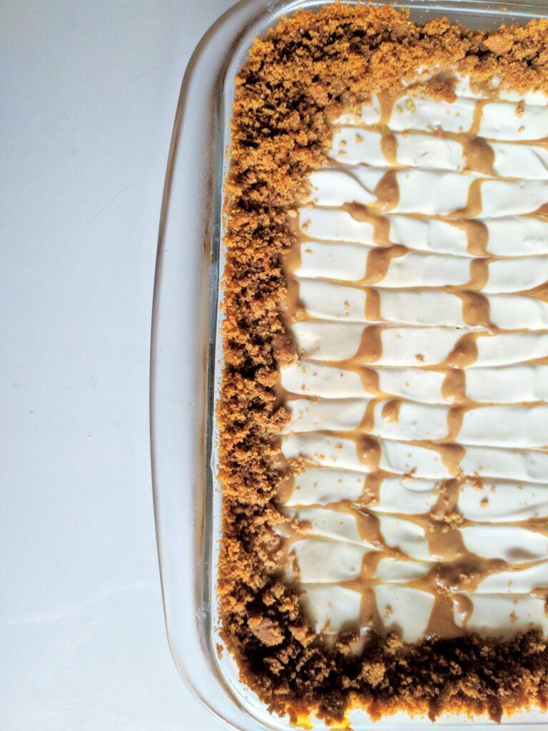 lotus biscoff dessert