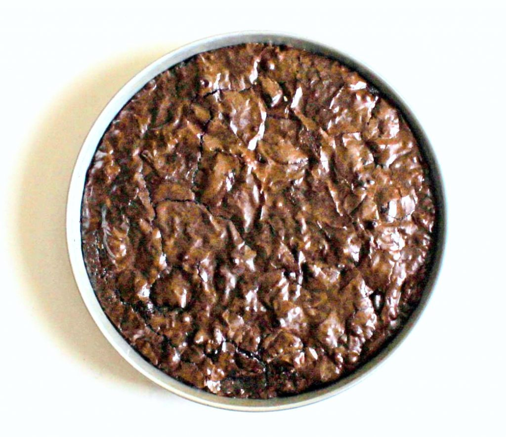 brownie with cookies