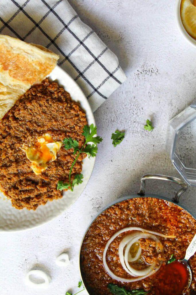 Seekh Kabab fry recipe