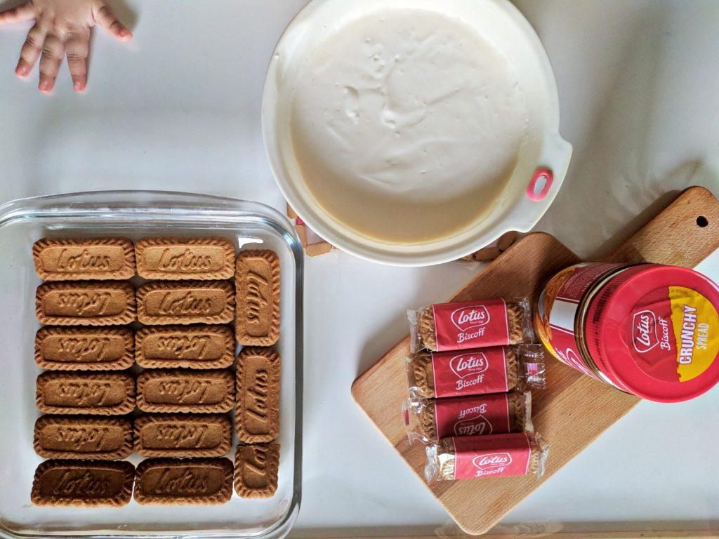 loyus biscoff dessert ingredients